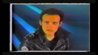 Adam Ant- Drinking and Driving PSA