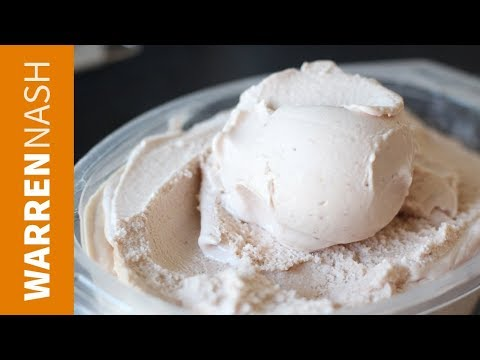 Video How to make Ice Cream at Home - Quick Tutorial - Recipes by Warren Nash
