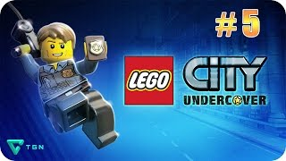 preview picture of video 'LEGO City Undercover - Capitulo 5 - Español (WiiU) 1080p HD'