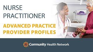 Nurse Practitioner - Advanced Practice Provider Profiles