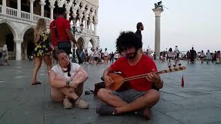 Şeytan Bunun Neresinde - Loudingirra Özdemir (Venedik, İtalya)