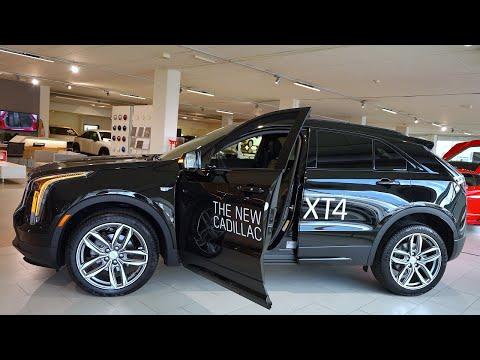 NEW Cadillac XT4 350D 2021