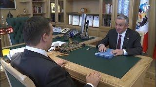 Юрий Бобрышев озвучил губернатору пожелания новгородцев по объектам для ремонта и благоустройства