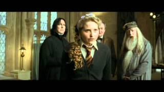 Harry Potter and the Half-Blood Prince - Lavender v.s. Hermione hospital scene (HD)