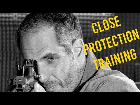 Close protection training - YouTube