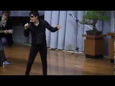 GACKT卒業式ライブ in 鳴門市第一中学校 ≪2014年3月14日(金)≫