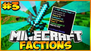 """SICK RAGE VI SWORD!"" Minecraft Cosmic Pvp Factions Pleb Planet #3"