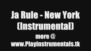 Ja Rule - New York (Instrumental)