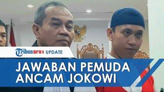 Jawaban Pemuda yang Ancam Penggal Kepala Presiden saat Ditanya soal Siapa Jokowi