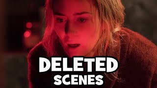 A Quiet Place DELETED SCENES, Monster Changes & Original Script Explained - Video Youtube