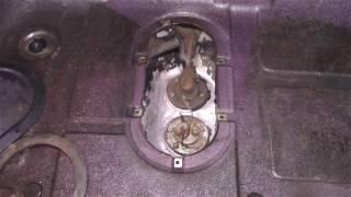 Замена поплавка в бензобаке газ 31105