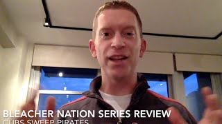 BN Series Review: Cubs Sweep Pirates! Let's Road Trip Together!