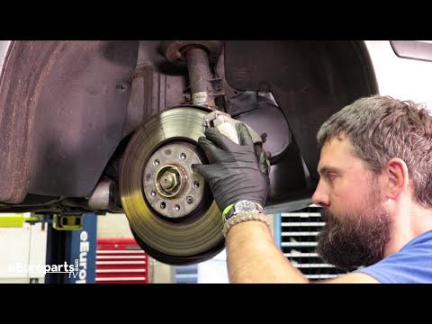 Saab 9-5, 9-3 Wheel Bearing and Hub Replacement DIY