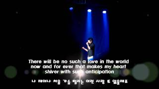 Lee Seung Chul No One Else Video