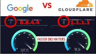 What is better google dns or opendns