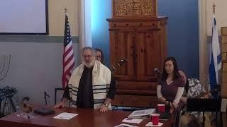 Shabbat Sermon - February 16, 2019