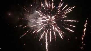 preview picture of video 'Pyro-Fire-Pol / Musikfeuerwerk 31.12.2013 / F2'