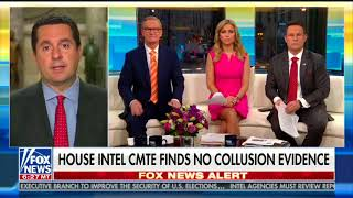 Nunes uses debunked talking point about Trump Tower meeting
