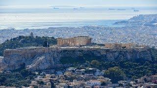 Athens, Greece 4K UHD