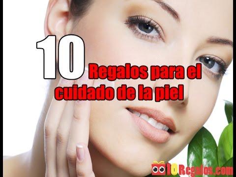 10 regalos para el cuidado de la piel