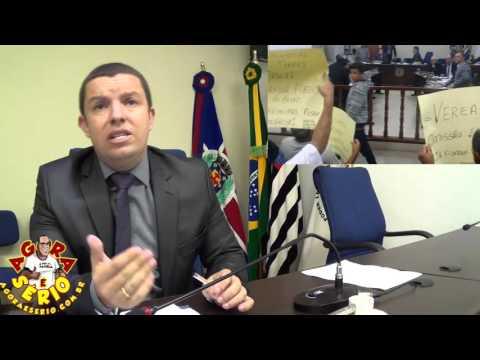 Léo da Jk x Manifestação do caso do Crime Ambiental do Sangrilla