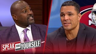 Tony Gonzalez on why the Niners would beat the Ravens in a rematch | NFL | SPEAK FOR YOURSELF