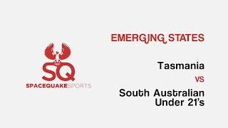 Emerging States Championships | Northern Territory vs South Australia | Kholo.pk