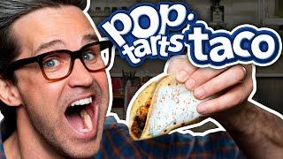 Pop-Tarts Restaurant Taste Test