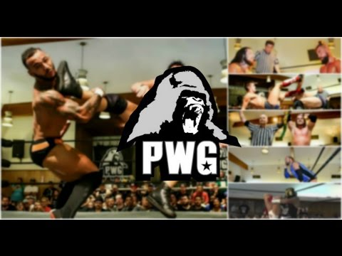 PWG Highlights - Best of PWG Moves/Spots 2