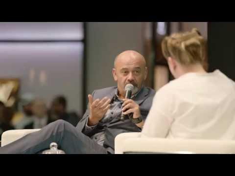 Christian Louboutin - Fashion Lecture Dubai 1