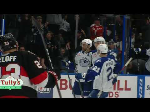 Senators vs. Crunch | Nov. 2, 2018