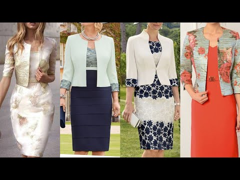 top50 mother of the bride dress most upcoming silk satin/ bodycon dresses with jackets