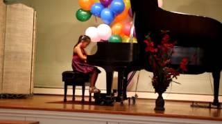 Scherzetto by Selivanov / muczynski piano diversions #1