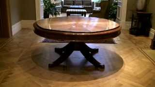 zajebisty stol - elektrycznie rozkładany stół