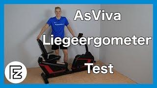 AsViva Sitz-/Liegeergometer R7 im Test