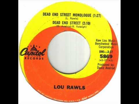 Lou Rawls - Dead End Street.wmv