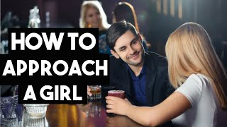 How To Approach Girls EFFECTIVELY - 5 Tips On How To Overcome Approach Anxiety