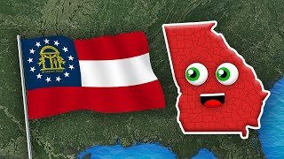 Georgia Geography/Georgia State Counties