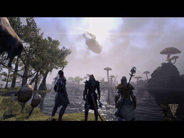The Elder Scrolls Online: Morrowind Launch Trailer