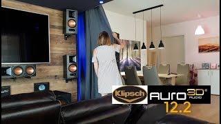 Klipsch Auro3D Livingroom Theater 2018