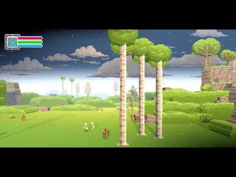 Видео № 0 из игры Deer God (Б/У) [PS Vita]