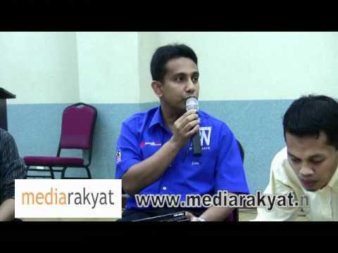 Video: Debat Kematangan Demokrasi Di Malaysia Pusingan 1
