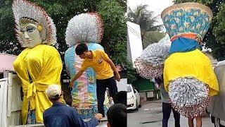 Mewarnai Ondel Ondel Monas Jakarta Endlessvideo