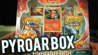 Pyroar  - (Pokémon) - Pokemon Cards - Pyroar Box Opening