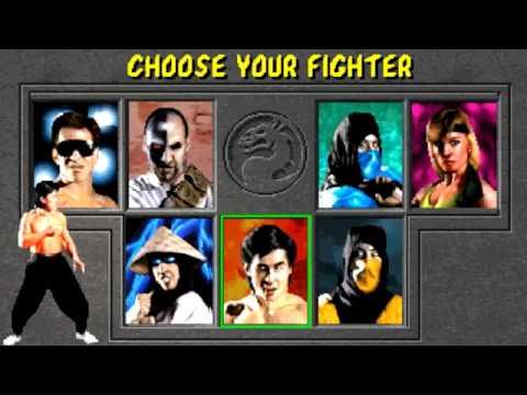 Hádka v Mortal Kombatu