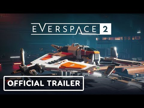 Everspace 2 Official Reveal Trailer - Gamescom 2019