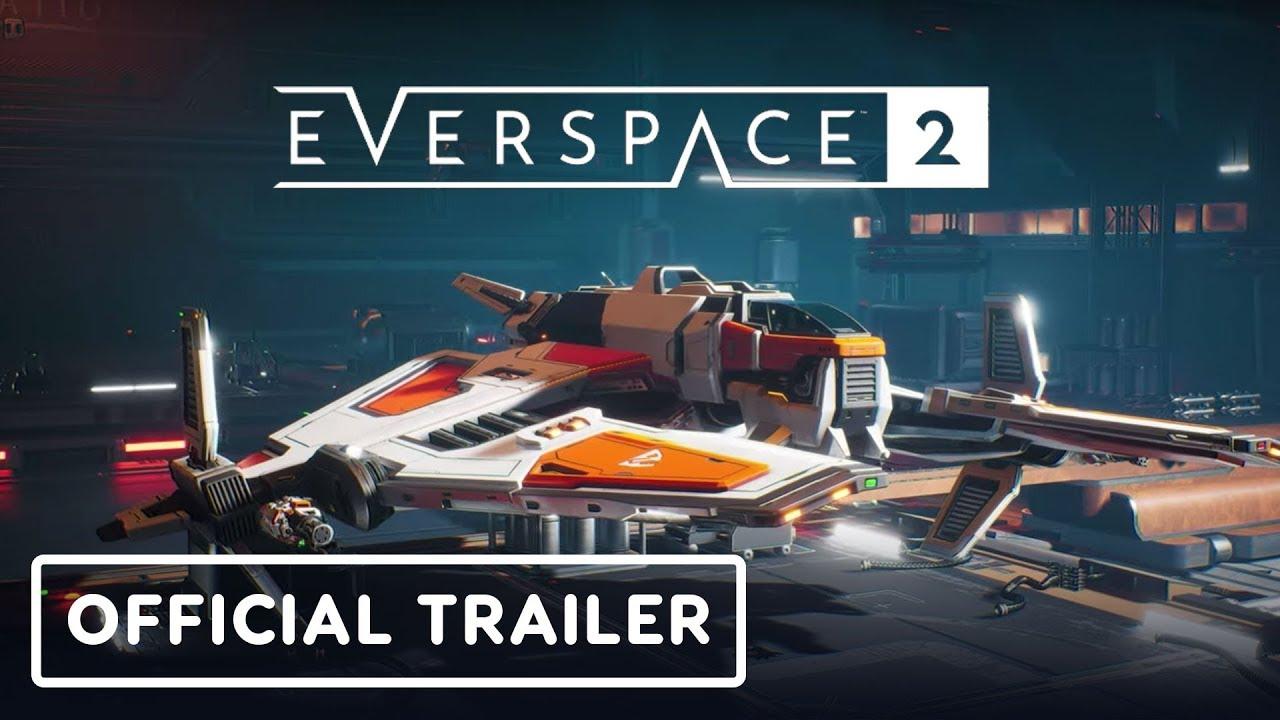 Геймплейный трейлер игры Everspace 2