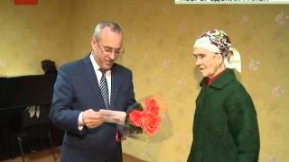 Главный федеральный инспектор по Новгородской области поздравил жительницу деревни Новоселицы с 90летним юбилеем