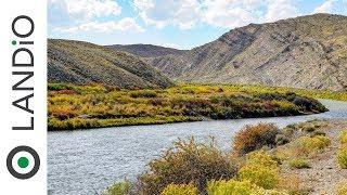 Land For Sale in Wyoming : Fishing & Hunting Paradise adjoining Public Land near Casper, Wyoming