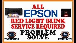 Descargar MP3 de Epson Printer Red Light Blinking Fix gratis
